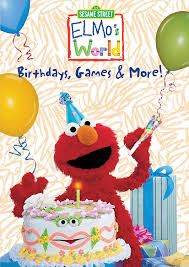 elmo birthday elmo s world birthdays more bill irwin