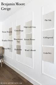 best greige cabinet colors the best greige paint colors from benjamin so much