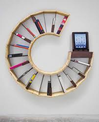 follow these 17 ways to create an amazing circular bookshelf subuha