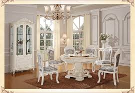 White Dining Table And Coloured Chairs Luxury Wooden Ding Table And Chair White Color Dining Sets