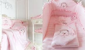 Nursery Bedding Sets Uk by Baby Girl Pink Princess Luxury Cot Crib Nursery Children Bedding