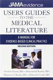 users u0027 guides to the medical literature a manual for evidence