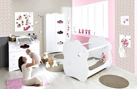 chambre bébé fille decoration de chambre de fille stickers pour chambre bebe fille