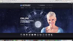 how to change astrology logos in astrology wordpress template
