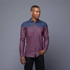 ending of ex machina venetian shirt indigo xs deus ex machina touch of modern