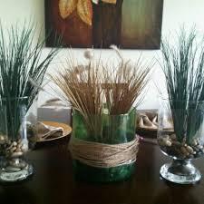 diy home decor marshall s dollar tree vases river rocks grass