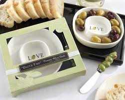 olive favors olive tray and spreader kate aspen favors and gifts