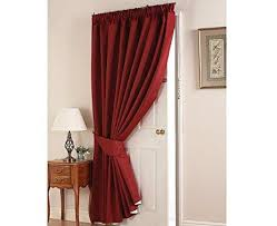 Door Draft Curtain Best 25 Door Curtain Pole Ideas On Pinterest Curtain Poles