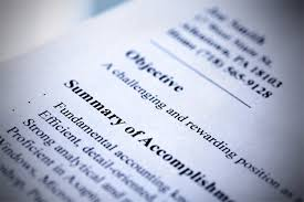 Sample Profile Summary For Resume by Stock Resume Resume Cv Cover Letter