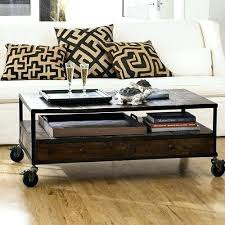 small table on wheels coffee table on wheels round coffee table on wheels coffee table