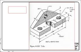 yoke orthographic projection tutorial u2014 learn rich