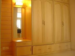 Wardrobes For Bedrooms by Master Bedroom Wardrobe Designs India Memsaheb Net