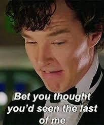 Funny Sherlock Memes - 6 hilarious sherlock memes