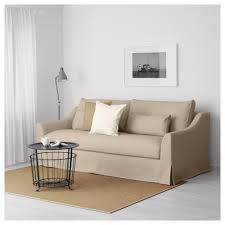 Average Length Of Couch by Färlöv Sofa Flodafors Beige Ikea