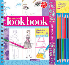 klutz u0027s my fabulous look book available at klutz com or a toy
