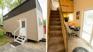tiny houses for rent colorado tiny house town the pop top 192 sq ft