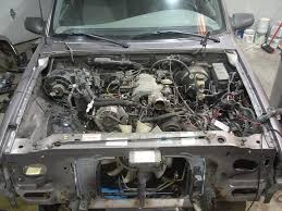 Old Ford Truck Engine Swap - 4 6 dohc swap into 96 ranger ford truck enthusiasts forums