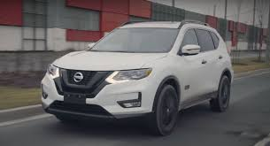 nissan rogue one helmet 2017 nissan rogue rogue one review finds it u0027s not well equipped