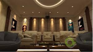 Home Theatre Interiors Home Design Ideas - Home theatre interior design pictures