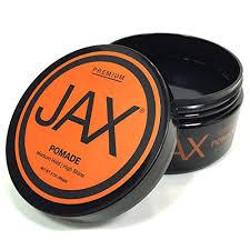 Pomade Import key brands jax pomade medium hold high shine import it all