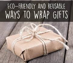 eco friendly wrapping paper eco friendly gift wrap ideas wellness