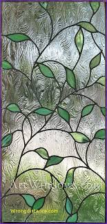 a506fd58ca0378fe0c900aad8ff51b9a stained glass vines stained glass door 25 unique painted glass windows