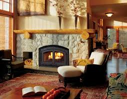 Wood Burning Fireplace by Wood Burning Fireplaces Fireplaces Plus