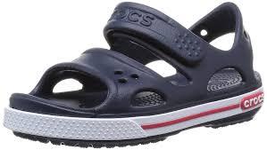white crocs crocs crocband ii unisex kids u0027 ankle strap sandals