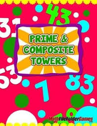prime and composite numbers cut and paste debi weaver