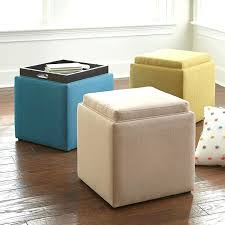 Ottoman Wrap Tray Ottoman With Tray Target Wrap Table Thedwelling Info