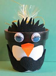 beady eyes penguin candy box beady eye candy boxes and penguins