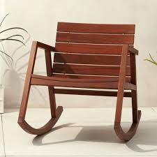 cozy mid century modern rocking chair incredible ideas