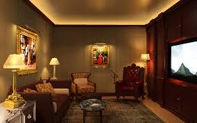 interior minimalist lighting ideas of home theater design making