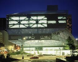 seattle central library oma lmn archdaily