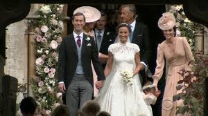 Pippa Wedding Cbs Evening News Video Pippa Middleton Cbs Com