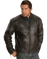 padded motorcycle jacket milwaukee motorcycle maverick leather jacket sheplers