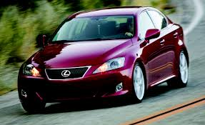 lexus sedans 2008 certified pre owned 2006 2008 lexus is is250 is350 is f