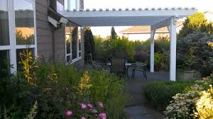 Aluminum Pergola Kits by Attached Pergola Kits Home Design Styles