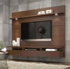 Wall Mounted Entertainment Shelves Entertainment Center Modern Tv Stand Media Console Wall Mounted