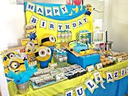 minions centerpieces minions birthday party decorations minion birthday party