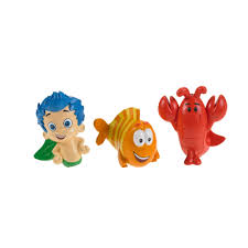 nickelodeon bubble guppies gil mr grouper lobster bath