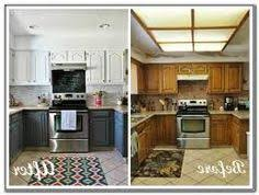Painted Laminate Kitchen Cabinets Paint