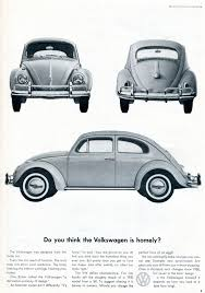 vintage porsche ad volkswagen of america ads 1960 u201366 fonts in use