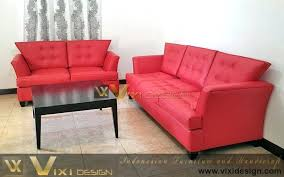 red leather sofa living room red leather sofa pterodactyl me