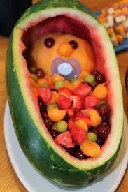 fruit salad baby shower images baby shower ideas