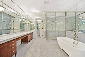 Marble Tile Bathroom Floor Carrara Marble Bathroom Designs Photo Of Worthy Best Ideas About