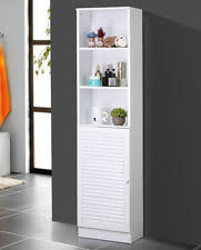 Tall Bathroom Cabinet by Tall Bathroom Cabinet Ebay