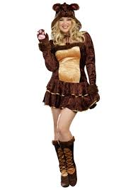 halloween costumes plus size plus size bear hugs costume halloween costumes