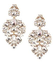 chandelier earrings women s chandelier earrings dillards