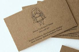 Recycle Paper Business Cards More Business Cards Design Blog And More Pons